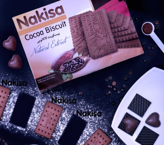 cacao Biscuit